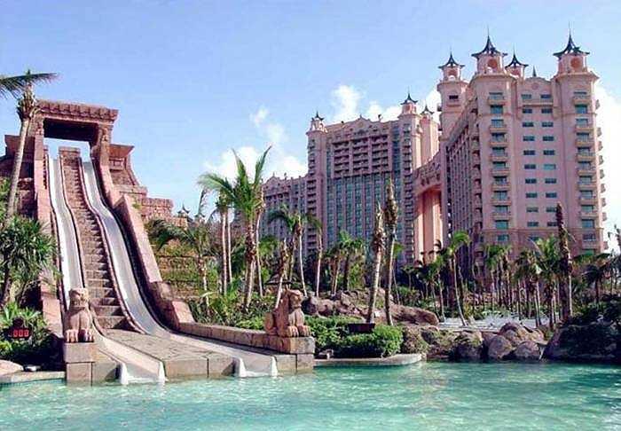 Khách sạn này 6 sao với số vốn 150 tỷ USD