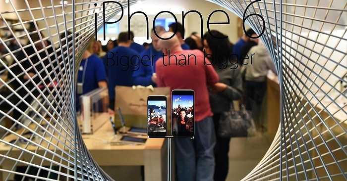 Số lượng iPhone bán được là 55 triệu máy, tăng 25%. Con số này giảm đi 74 triệu máy so với thời điểm quý I năm nay - khi iPhone 6 và 6 Plus vừa chính thức được chào bán.