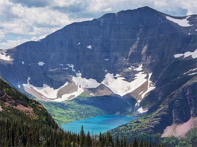 Số lượng của các sông băng trong công viên quốc gia Glacier Montana đã giảm từ 150 xuống còn 25, và chỉ trong khoảng 15 năm tới có thể sẽ không còn gì cả.