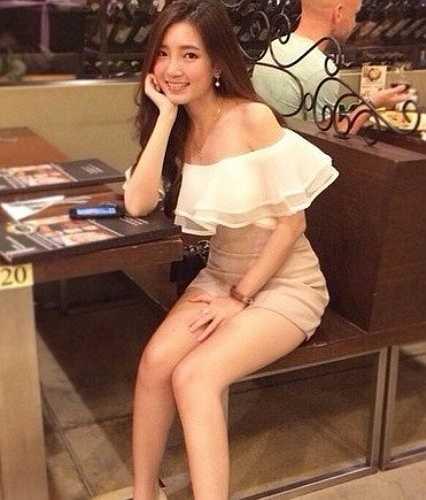 Bua được xem như một fashionista của giới trẻ Thái Lan.