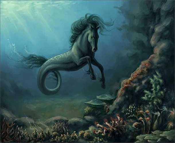 Quái vật biển thực sự có thể tồn tại. Người ta ước tính rằng có khoảng 86% số loài động vật trên trái đất vẫn chưa được khám phá. Và biết đâu một trong số đó thực sự là quái vật.
