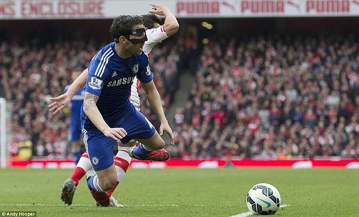 F4 cùng đội đầu bảng Chelsea đã chiến đấu vì mục tiêu ngôi vô địch