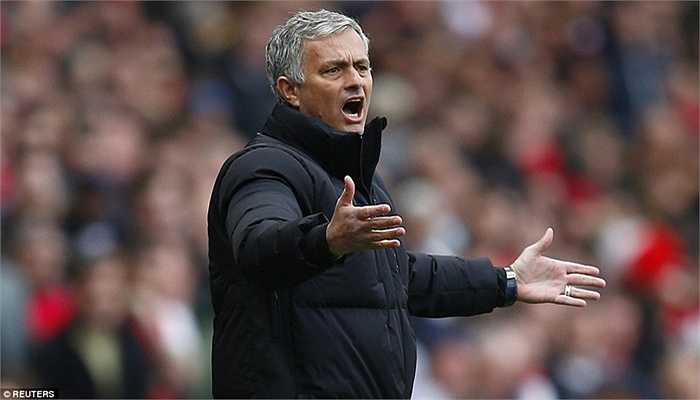 Mourinho không chấp nhận bất kỳ sơ suất nào cho đến ngày giương cúp