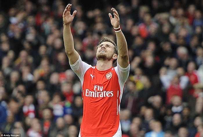 Nỗi thất vọng của Ramsey