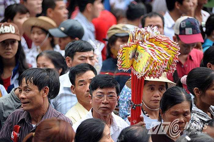 Theo dự tính của ban tổ chức, có khoảng 3 triệu du khách đổ về khu di tích đền Hùng trong ngày 10/3 âm lịch.
