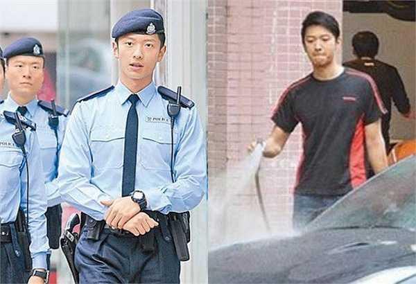 Cao Quân Hiền bị TVB nuốt lời chỉ giao anh các vai diễn không có tiềm năng với thù lao rẻ mạt. Cùng đường, Cao Quân Hiền tuyên bố rời TVB, đi sửa chữa và rửa xe kiếm sống. Nguồn: Zing