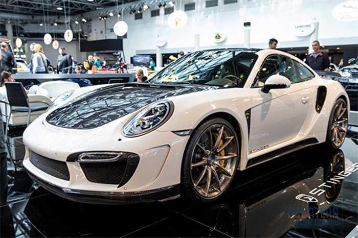 Porsche 911 TopCar Stinger.