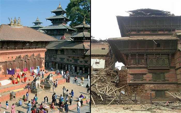Những công trình cổ kính ở quảng trường Durbar, thủ đô Kathmandu