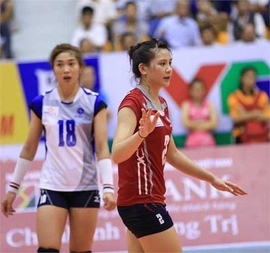 Từ trang Fanpage của đội bóng cho đến những trang Facebook của riêng Âu Hồng Nhung luôn có cả nghìn CĐV hâm mộ, dõi theo và cổ vũ cho cô trong mọi giải đấu.