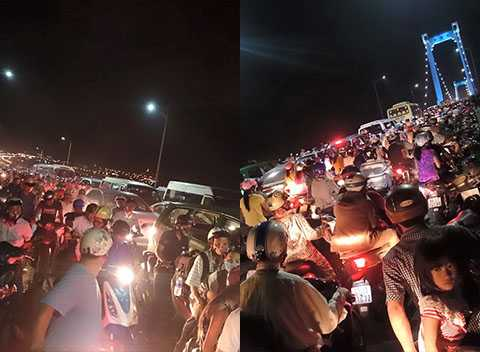 DIFC, Đà Nẵng, 2015, đại tiệc sắc màu, pháo hoa, Bản giao hưởng