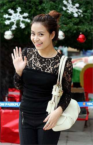 Hoàng Thuỳ Linh là kiều nữ Việt hiếm hoi gợi cảm từ trong ra ngoài.