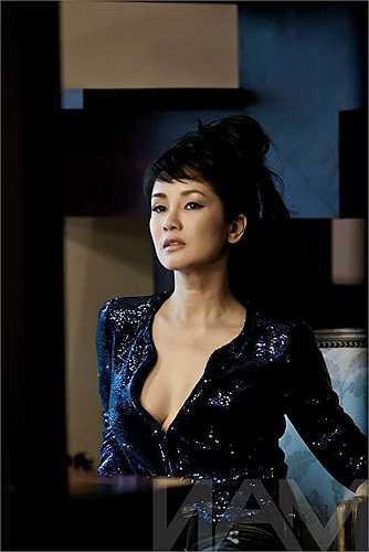 Sexy, quyến rũ, đó là Hồng Nhung tuổi U50.