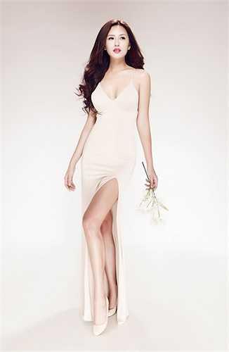 Hoa hậu Việt Nam 2006 vẫn là một trong những cái tên hút truyền thông bậc nhất V-biz.