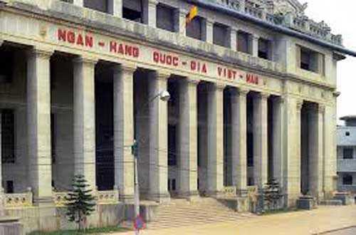 Trụ sở ngân hàng quốc gia của chính quyền Sài Gòn