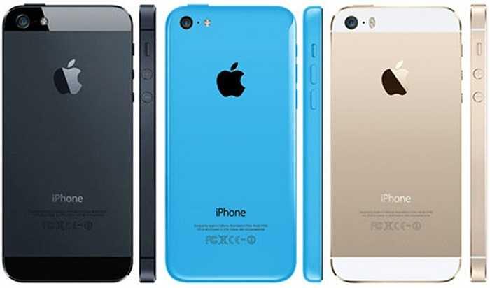 Năm 2013, người ta rất chờ đợi Apple có thể làm được gì sau iPhone 5. Và dư luận đã được trả lời bằng bộ đôi sản phẩm: iPhone 5S và iPhone 5C. Lần đầu tiên APple tung ra 2 sản phẩm/ năm