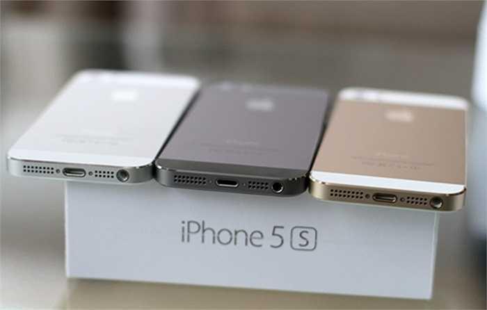 Đến nay, sau gần 2 năm ra mắt, iPhone 5S vẫn giữ được sức nóng nhất định với người dùng Việt Nam.
