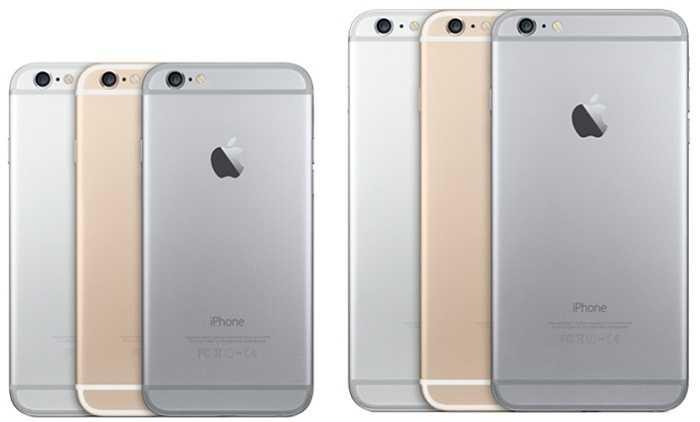 iPhone 6 và iPhone 6 Plus cùng nhau ra mắt ngày 19/9/2014, chúng đang là bộ đôi mới nhất của Apple. Với độ dày rất ít (6,9 và 7,1mm), 2 sản phẩm này mở ra xu hướng với về điện thoại mỏng