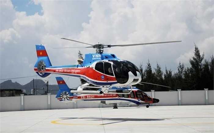 Mới đây, ngày 24/4, dịch vụ bay tham quan bằng trực thăng tại TP. Đà Nẵng đã được khai trương nhằm phục vụ du khách. Đơn vị khai thác dịch vụ này là Công ty trực thăng miền Trung, đóng tại Đà Nẵng.