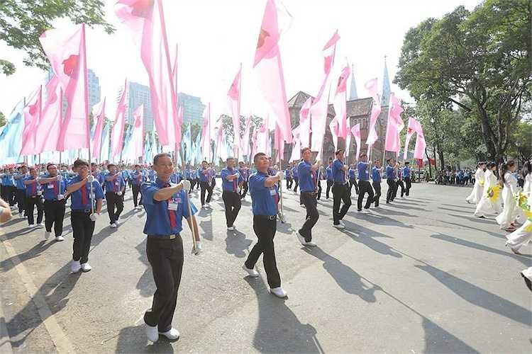 Có 597 phóng viên nước ngoài đăng ký tham gia đưa tin lễ mittinh, diễu hành ngày 30-4.