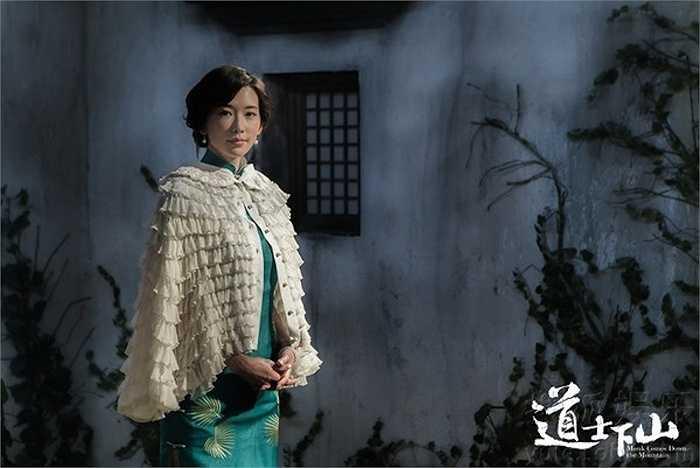 Tạo hình nhân vật của họ Lâm cũng được chăm chút với nhiều trang phục cầu kỳ.