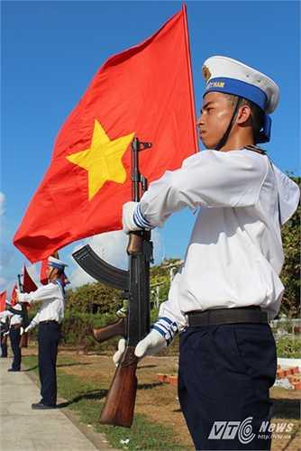 Chiến sỹ tiêu binh hải quân