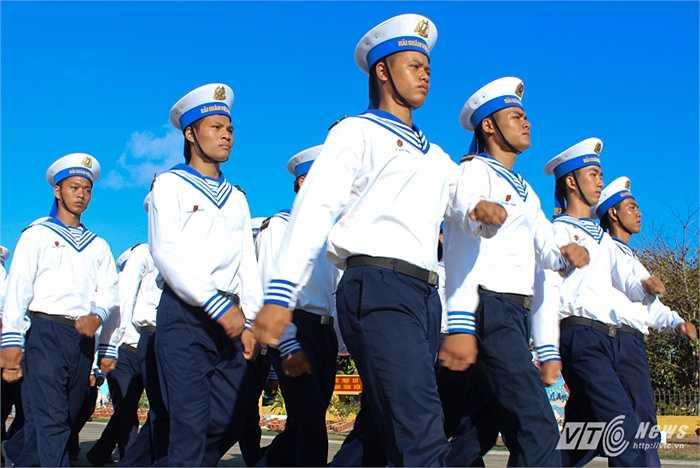 Chiến sỹ hải quân nhân dân