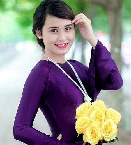Cô giáo Nguyễn Minh Phương, sinh năm 1992, hiện là giáo viên trường tiểu học Marie Curie, Hà Nội.