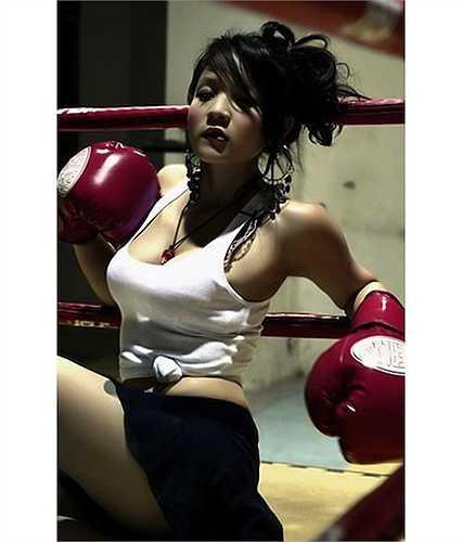Cô cũng là một hot girl nổi tiếng từ năm 2008.
