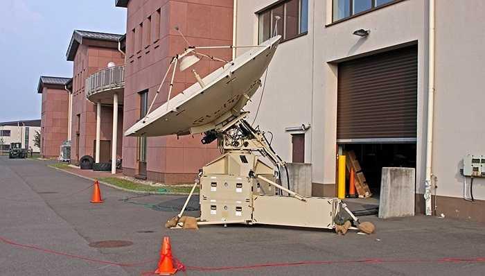 Hệ thống radar dò tìm và phát hiện sớm các mục tiêu xâm phạm. Ngoài ra, hệ thống này còn giúp dự báo thời tiết ở Afghanistan, Nam Phi hay một số nước lân cận để phục vụ các chiến dịch quân sự
