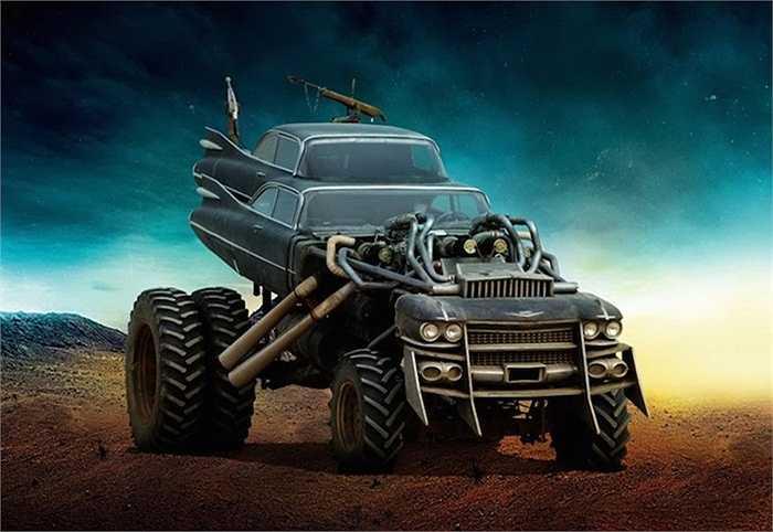 Mad Max: Road Fury sẽ được công chiếu vào ngày 15/5 tới đây