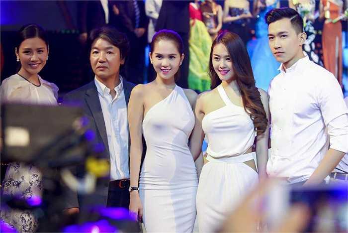 Đây là giải thưởng của Hiệp hội người mẫu Hàn Quốc, nằm trong khuôn khổ đêm trao giải Asia Model Awards (Liên hoan người mẫu châu Á)