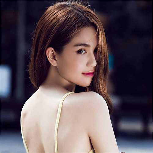 Ngắm những hình ảnh Ngọc Trinh lên đường tới Hàn Quốc nhận giải thưởng 'Nữ hoàng bikini'.
