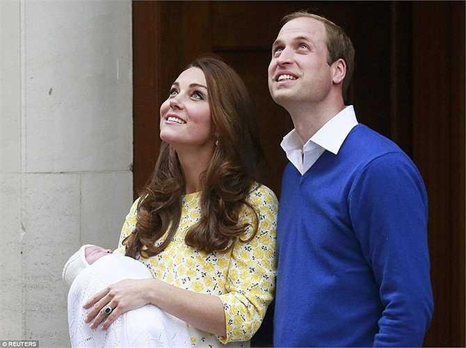 Hoàng tử William và công nương Kate Middleton kết hôn hồi tháng 4/2011. Công nương hạ sinh Hoàng tử George vào tháng 7/2013, cũng tại bệnh viện St. Mary.