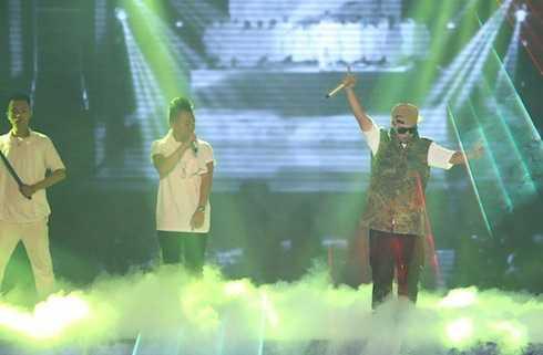 Đội PB Nation đem đến ca khúc hit mới nhất 'Tăng ga'.
