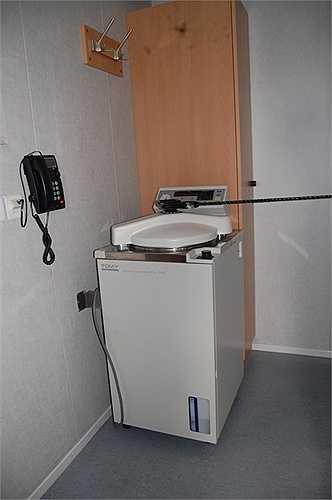 Máy hấp dụng cụ phẫu thuật