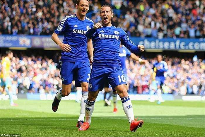 Người ta gọi chiến thắng của Chelsea ngày hôm qua giống như thắng lợi của phe bóng tối