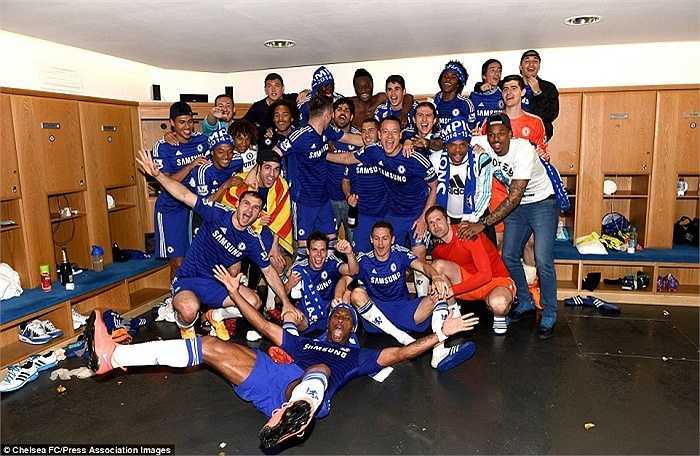 Chiến thắng của Chelsea được nhiều người ví như thắng lợi kiểu Mayweather trước Pacquiao tại trận đấu thế kỷ