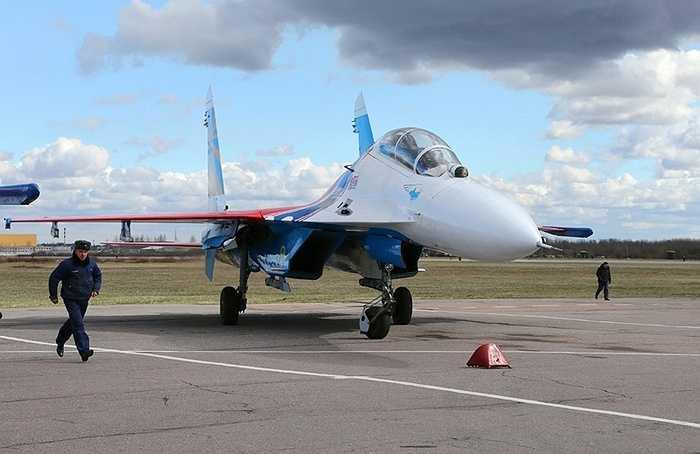Máy bay được phi đội Hiệp sỹ Nga sử dụng hiện nay là Su 27, dòng máy bay mà không quân Nga đang sở hữu khá nhiều cũng như được giới thiệu rộng rãi trên thế giới.