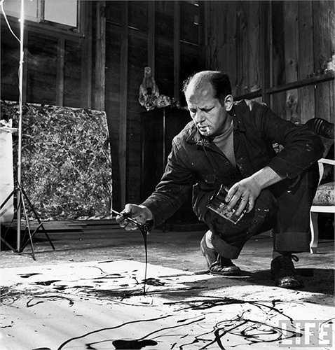 Ngày 2/11/2006, bức họa No.5, 1948 của Jackson Pollock được ông trùm giải trí David Geffen (Mỹ) bán cho một người mua ẩn danh với trị giá 140 triệu USD.