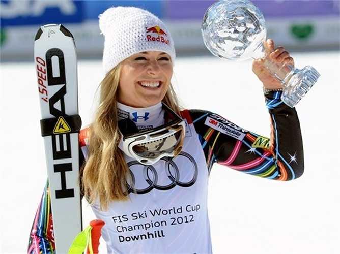 Trong sự nghiệp, Lindsey đã giành được 4 chức vô địch FIS Alpine Ski World Cup, với 3 chức vô địch liên tiếp vào năm 2008, 2009, 2010. Cô là 1 trong 2 hoặc 3 nữ VĐV trượt tuyết làm được điều này.