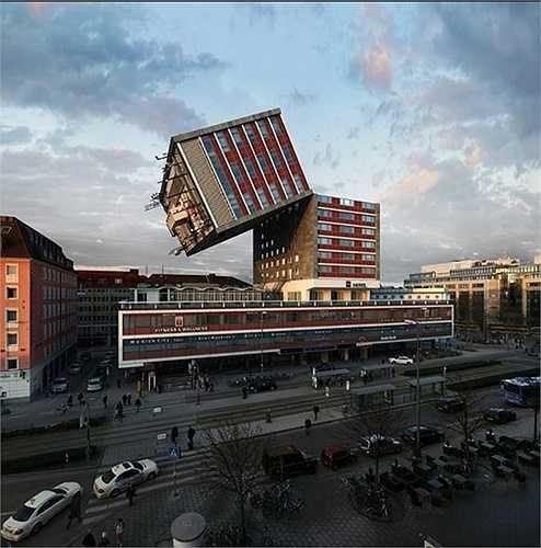 Nhiếp ảnh gia người Tây Ban Nha Víctor Enrich đã biến hóa thiết kế của khách sạn theo phong cách của mình