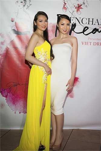 Tối qua (4/5), Jennifer Chung đã xuất hiện tại một sự kiện thời trang được tổ chức để gây quỹ từ thiện tại Mỹ.