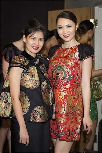 NTK Thuỷ Nguyễn và Jennifer Chung.