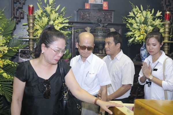 đám tang nghệ sỹ anh dũng