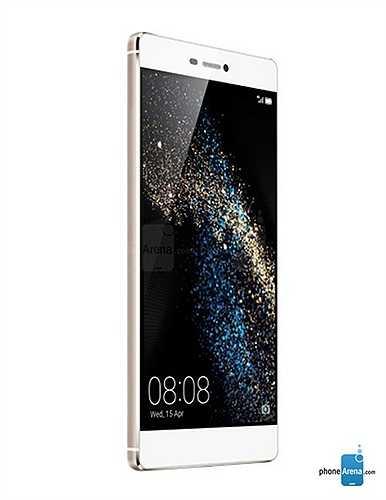 Huawei P8 (pin: 7 tiếng 12 phút - sạc: 3 giờ)    So với các model còn lại trong danh sách, Ascend P8 chưa có mặt ở thị trường Việt Nam khi mới được Huawei công bố hồi đầu năm. Dáng siêu mỏng chỉ có 6,4 mm, nhưng Huawei P8 vẫn cho thời gian sử dụng pin tốt nhờ dung lượng gần 2.700 mAh. Điểm chưa ưng ý trên sản phẩm là việc thời gian để sạc đầy lên tới 3 giờ.