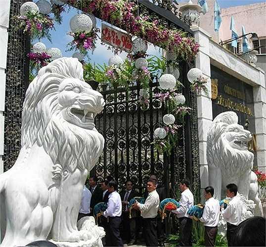 Mẹ chồng của Quỳnh Chi từng nắm chức vụ Chủ tịch Hội đồng Quản trị kiêm Tổng giám đốc công ty cổ phần Thủy sản Bình An (Bianfishco), với vốn điều lệ lên tới 500 tỷ đồng.