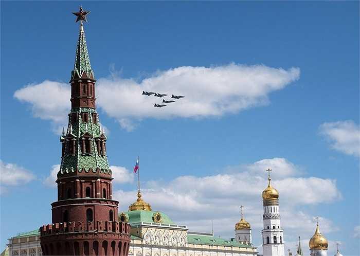 Máy bay Su-25SM