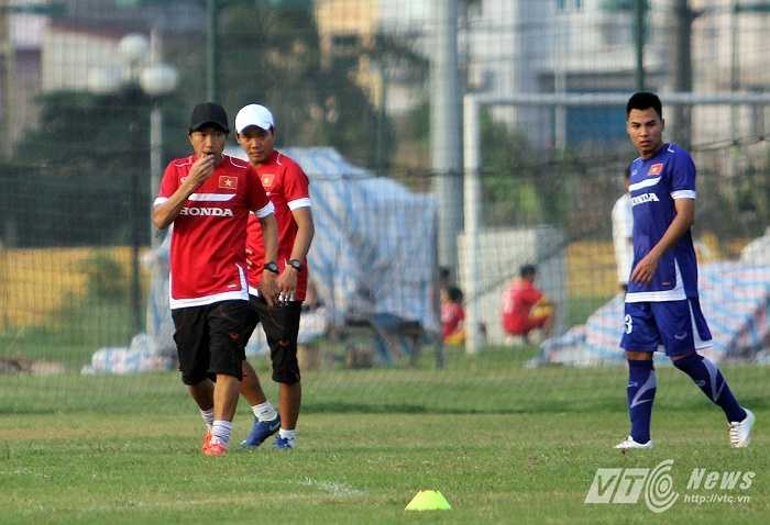 Kỷ luật chính là sức mạnh trong triết lý bóng đá của HLV Miura.