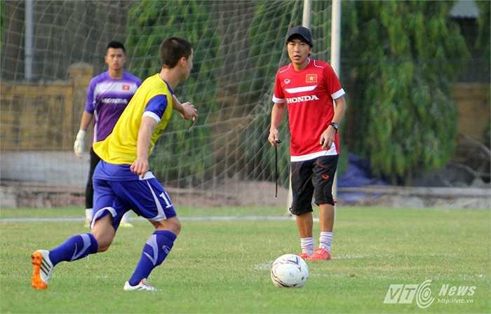 Sau khi bị HLV Miura mắng, các cầu thủ đã thi đấu tập trung hơn.