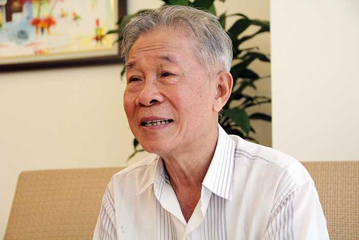 Ông Phan Tam Đồng